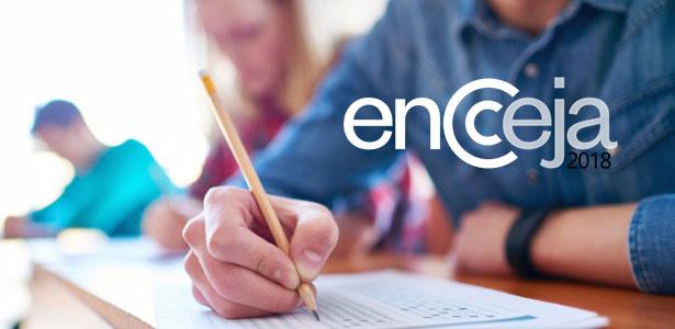 Inscrições abertas para o Encceja 2018- ertificação do Ensino Fundamental e Médio de forma Gratuita!